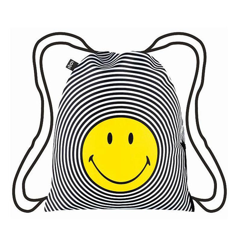 """""""LOQI """"  smiley spiral bag pack (BP.SM.SP)"""