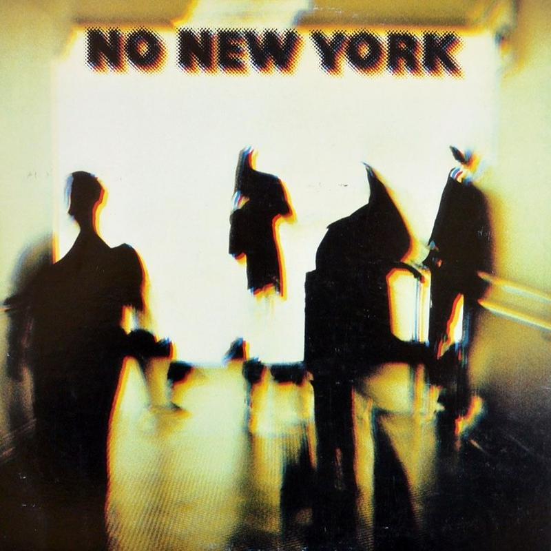 No New York  /  V.A.  (USED LP)