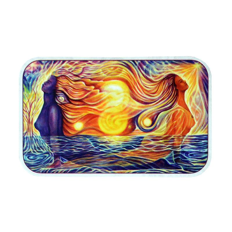 "【 starshine arts 】spectral emanations  ""divine flow"" sticker (ss-10)"
