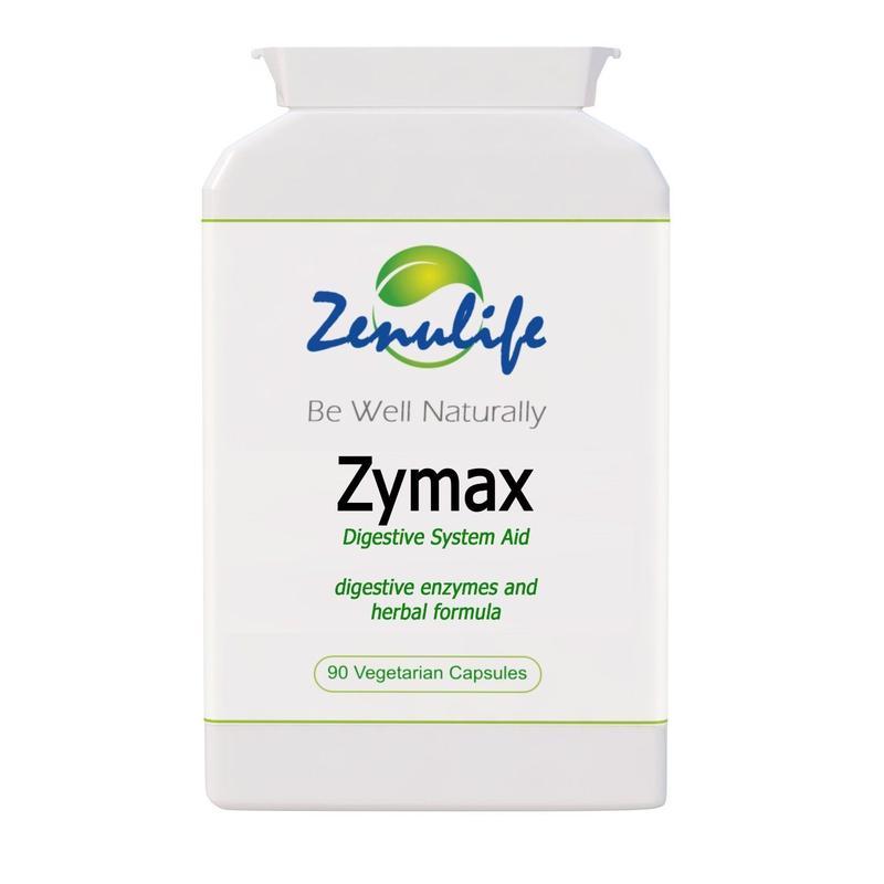 ジャンクフードは体外へ!腸内クレンジングサプリ Zymax 90粒