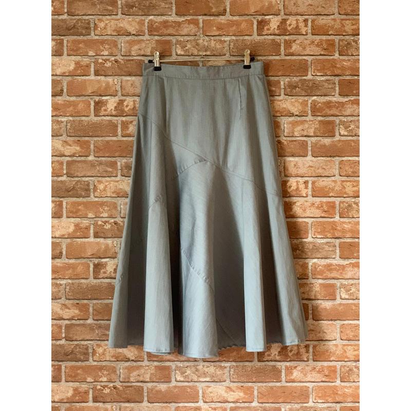 LYS -fantasia for your dress- コンテンポラリー・クラシカルスカート [silver grey]
