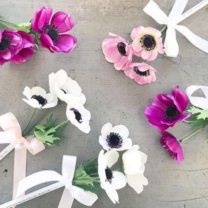 MARBLE & Co. お花のボールペン アネモネ