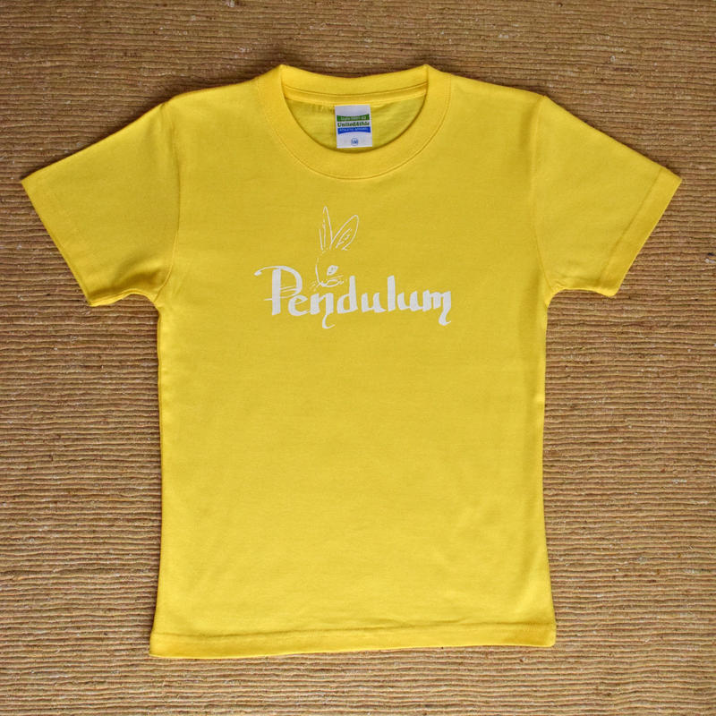 Kids T-shirts  yellow