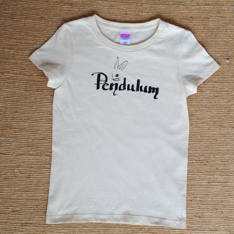Lady's T-shirts  natural-bunny
