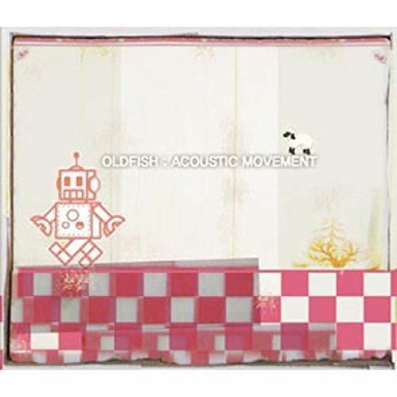 oldfish『Acoustic Movement』CD(日本盤)