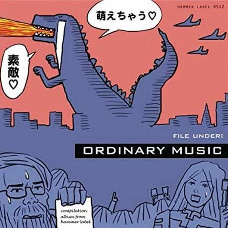 FILE UNDER : ORDINARY MUSIC(CD)