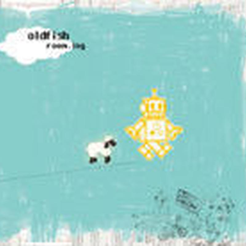 oldfish『room.ing』CD(日本盤)