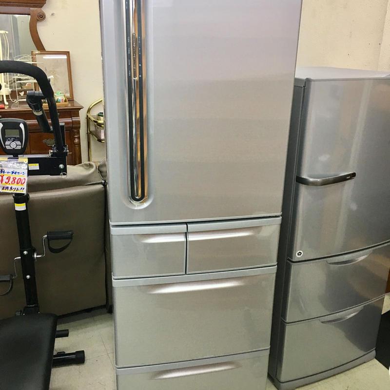 特価品  TOSHIBA  5ドア冷凍冷蔵庫