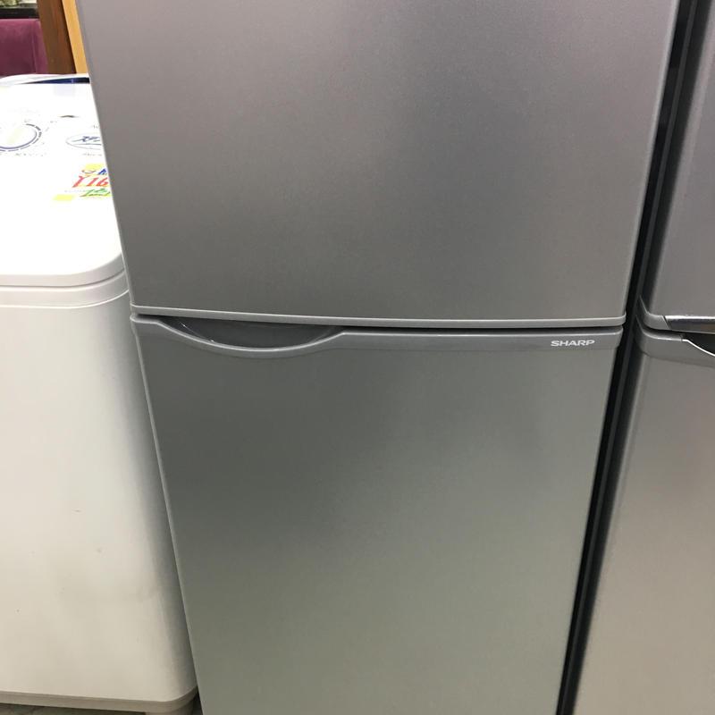 2016年製 2ドア冷凍冷蔵庫