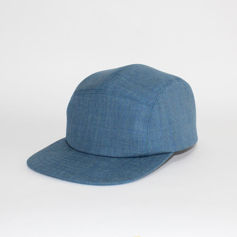 soft jet cap (man) cobalt blue