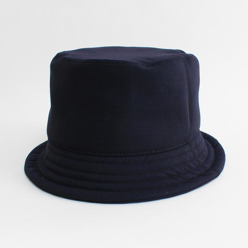 soft bucket hat (man) navy
