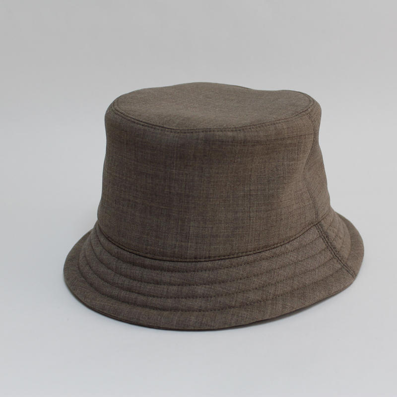 soft bucket hat (man) light brown