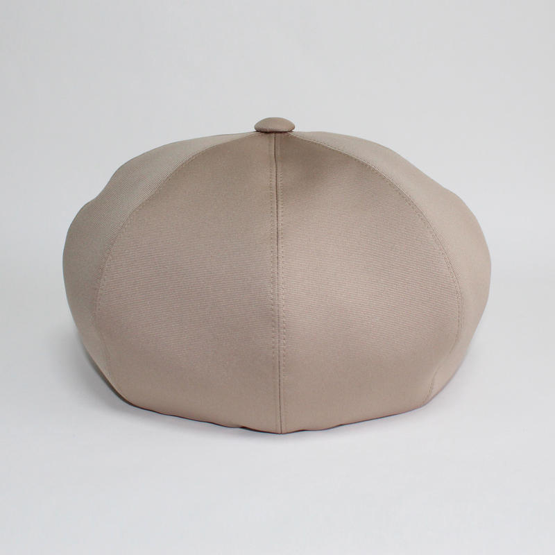 grosgrain big beret (man) beige