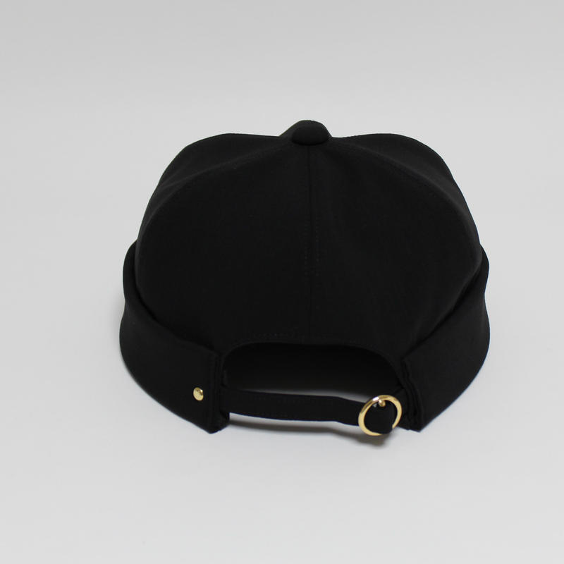 roll up cap (man ) black