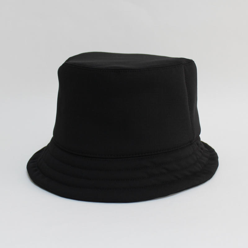 soft bucket hat (man) black
