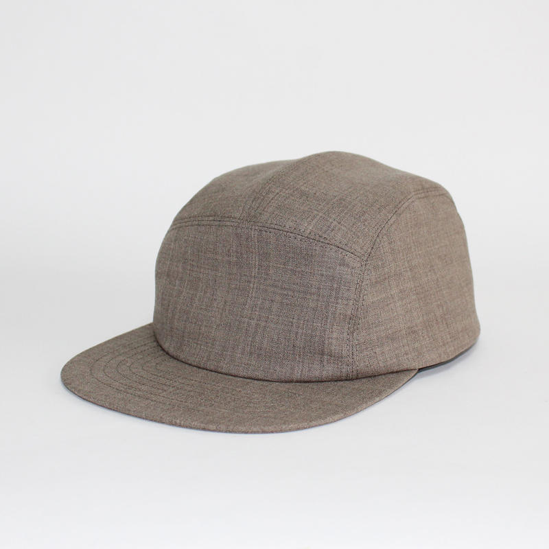 soft jet cap (man) light brown