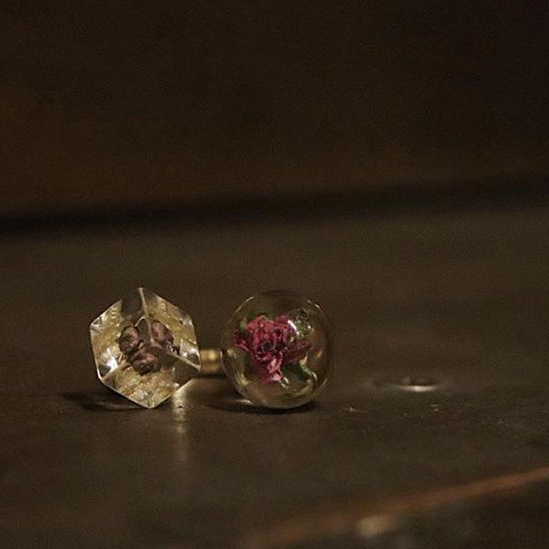 咲ring 薔薇と薔薇の蕾