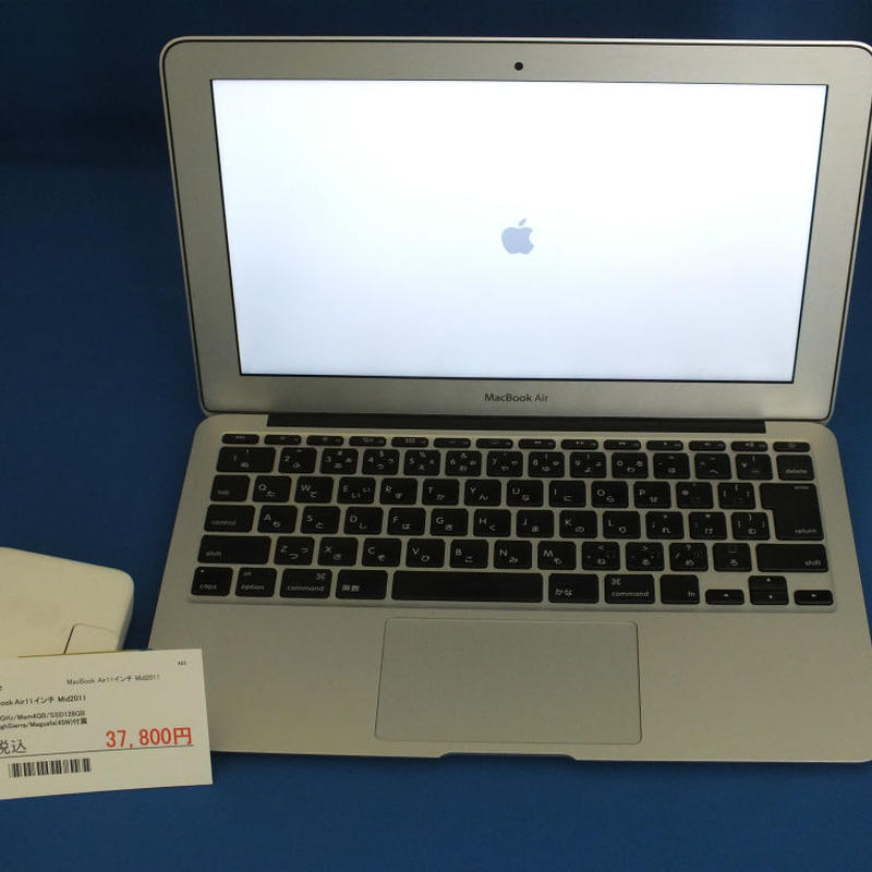 Apple MacBook Air 11インチ Mid2011