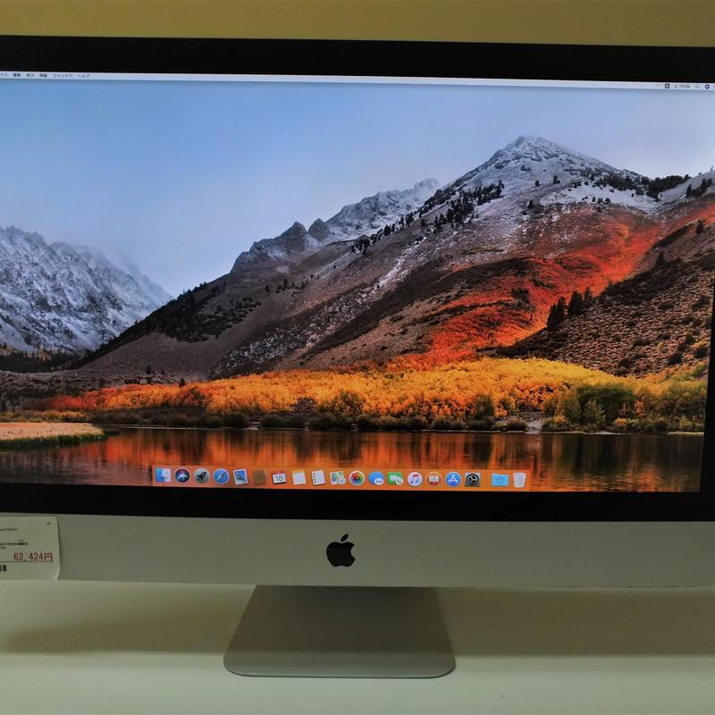 Apple iMac27 Mid2011