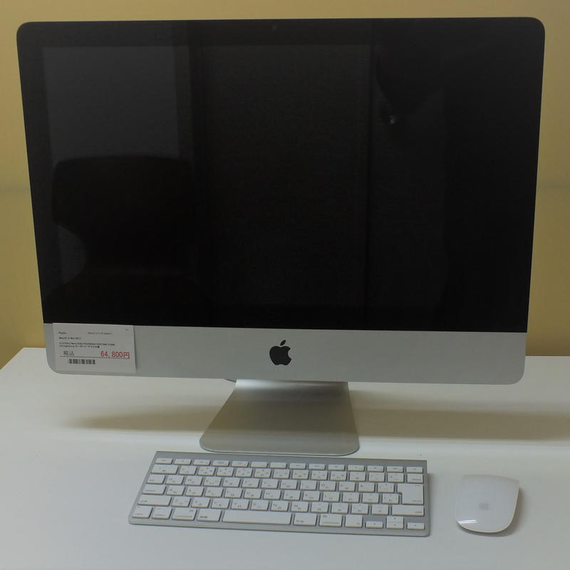 Apple iMac21.5インチ Mid2011
