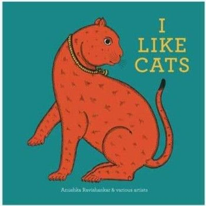 I LIKE CATS | Tara Books