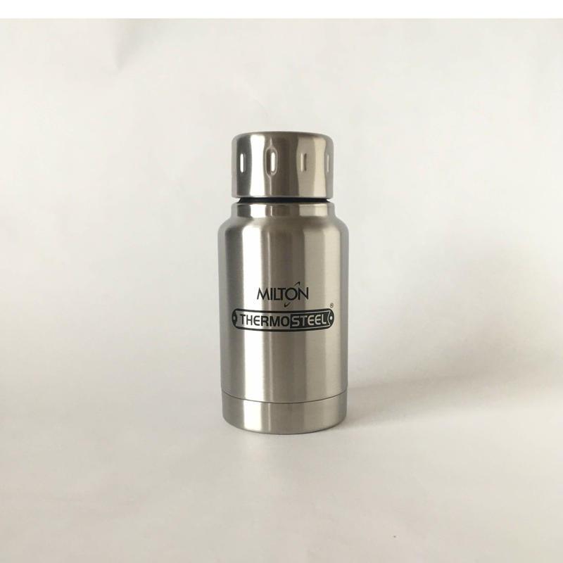 MILTON 水筒 160ml silver