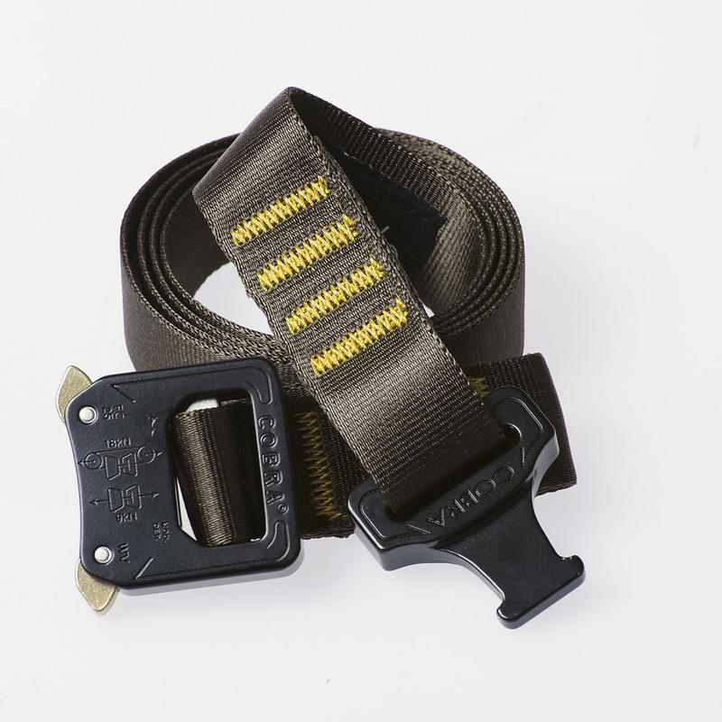 nylon cobra belt/KA
