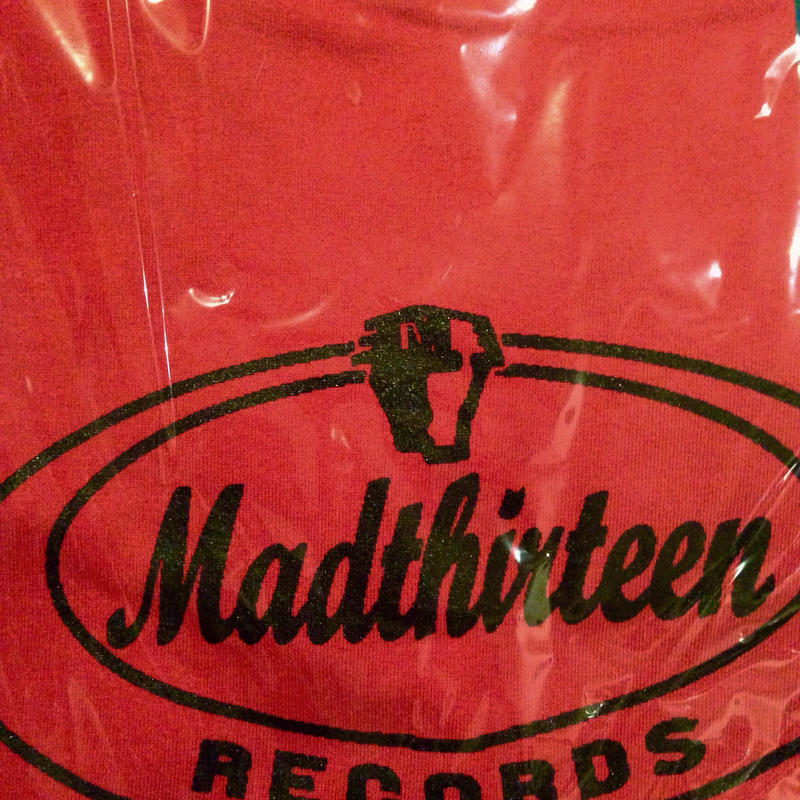MAD13RECORDS CLASSIC T Cranberry