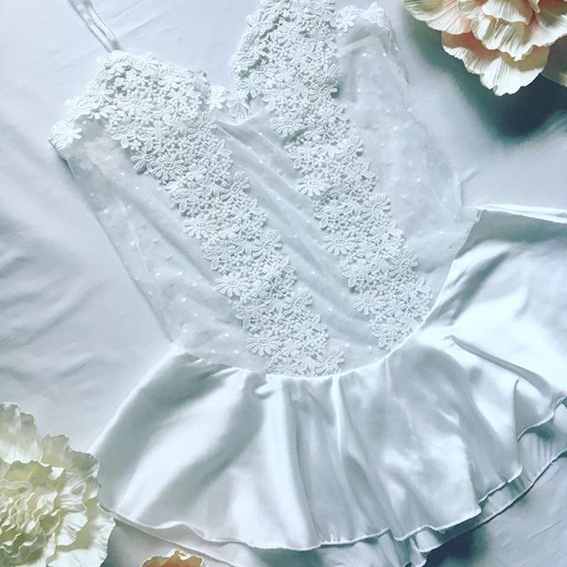 white night wear