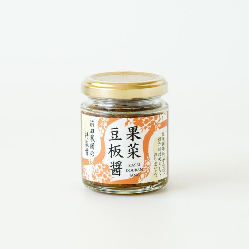 果菜豆板醤  (そのまま食べられる万能調味料)