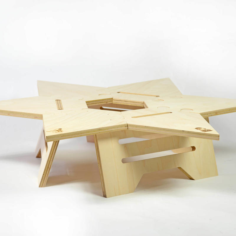 "MAGGYDESIGN  Talismantable ""LOW"""