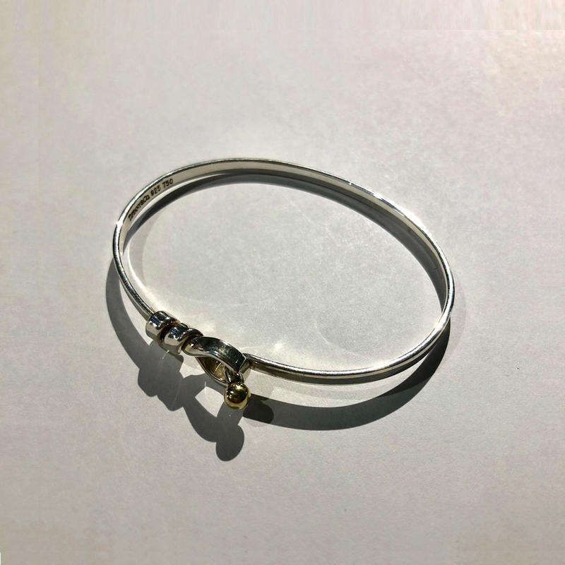 Tiffany / Hook & Eye Bracelet