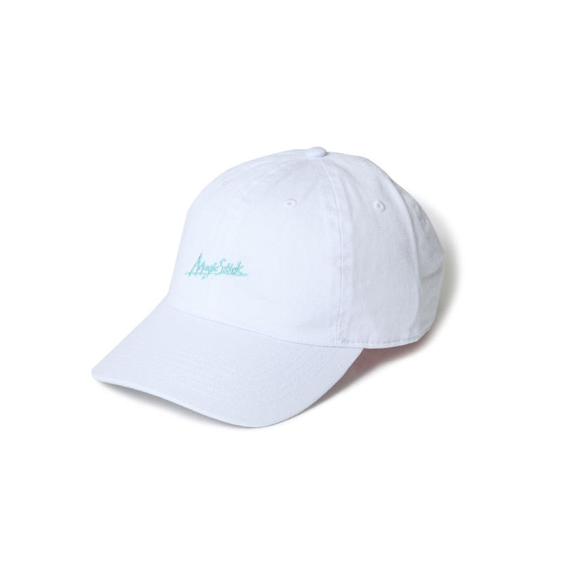 DFA CAP (WHITE × EMERALD )