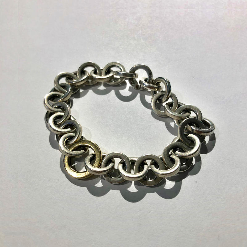 Tiffany / Round ring bracelet