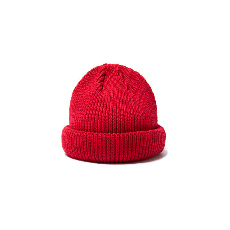 BALL WATCH CAP (RED)