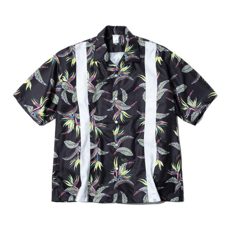 YAKUZA VACATION SHIRT v2
