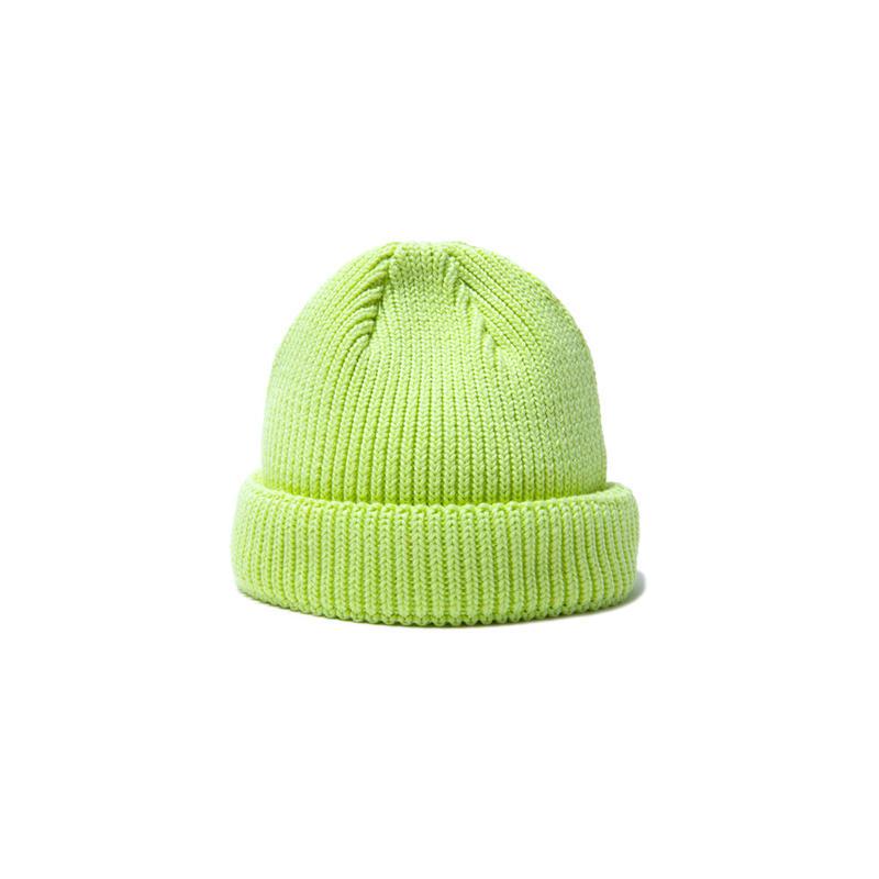BALL WATCH CAP (LEMON LIME)