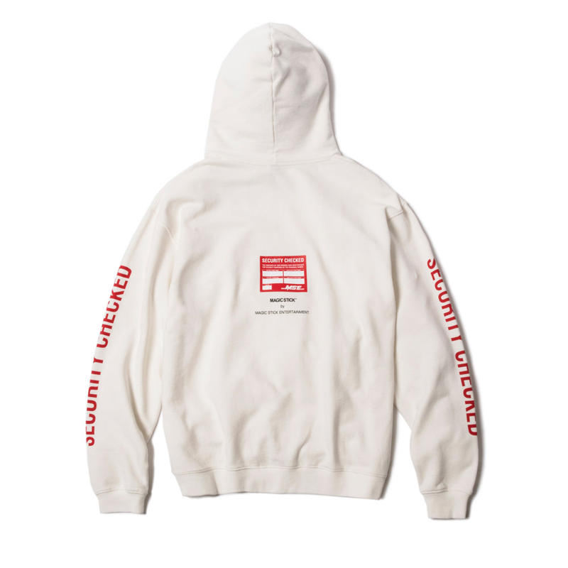 ALREADY CHECKED HOODIE