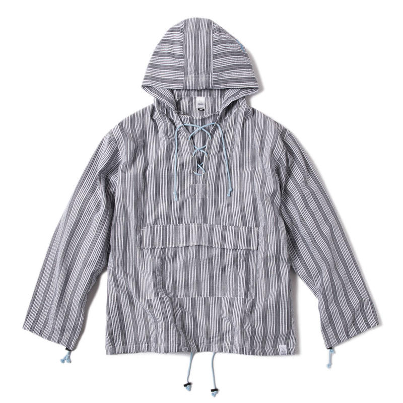 "SEER ""SUCKER"" ANORAK JACKET"