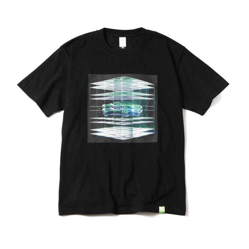 JOYRYDE×MAGIC STICK MERCH TEE ver.1