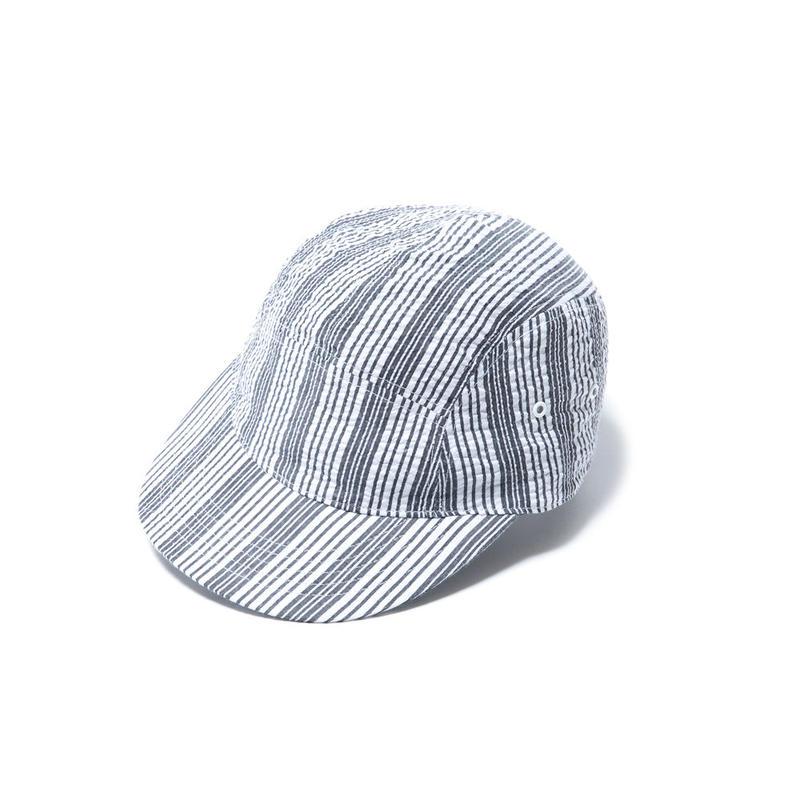 SEER SUCKER CAMP CAP
