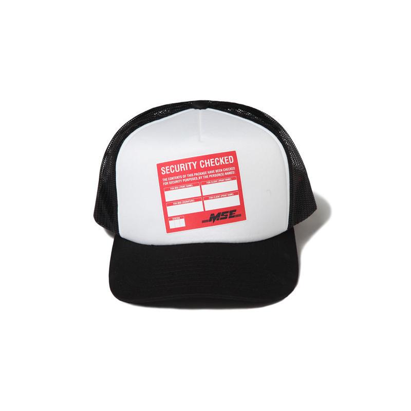 MSE MESH CAP