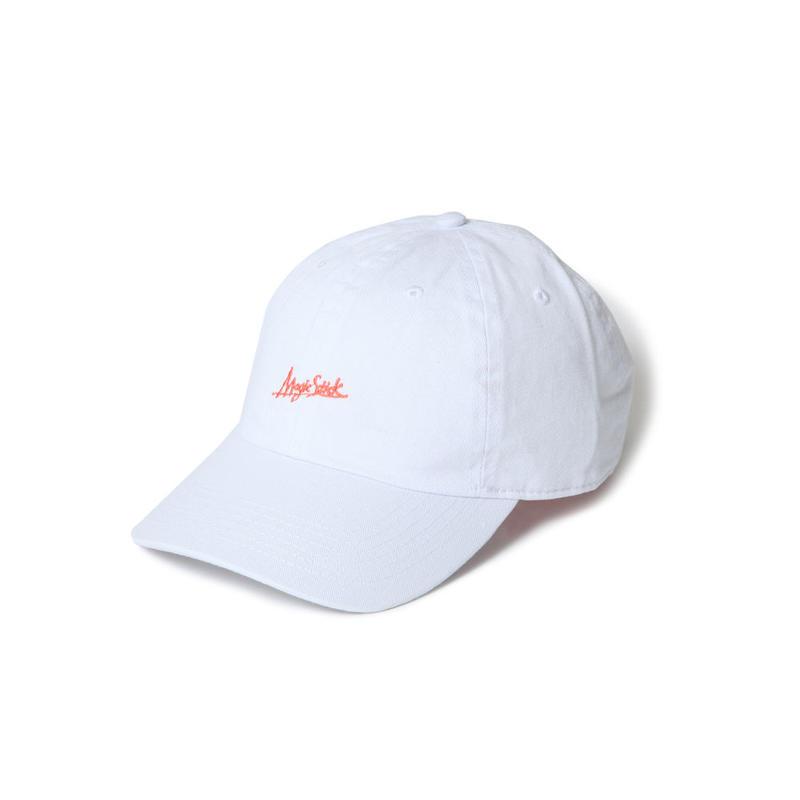 DFA CAP (WHITE × ORANGE )