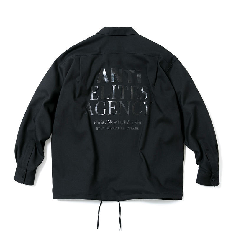 LUX WORKERS SHIRT