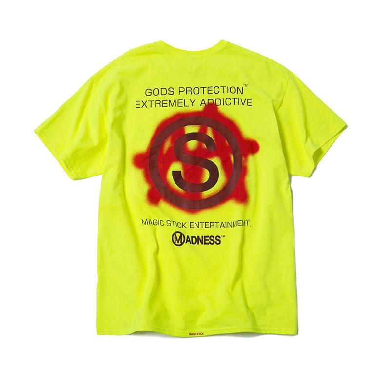 ANARCHY T (SAFETY GREEN)