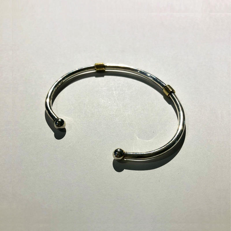 Tiffany /  SV × GD bangle