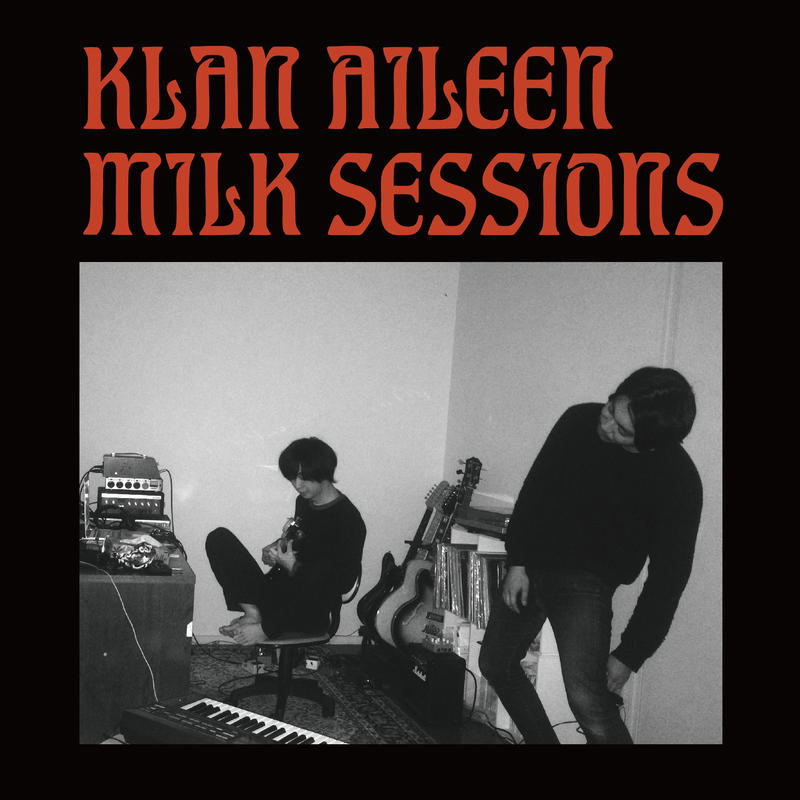 "【CD】""Milk Sessions"" by Klan Aileen LIMITED PRESS"