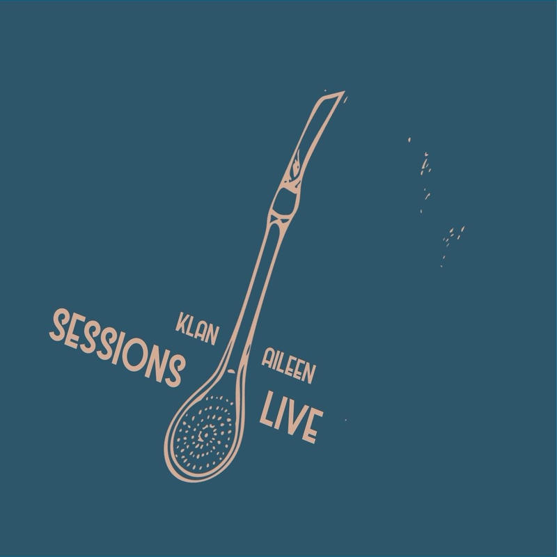 "【CD】Klan Aileen ""SESSIONS & LIVE"" LIMITED PRESS"