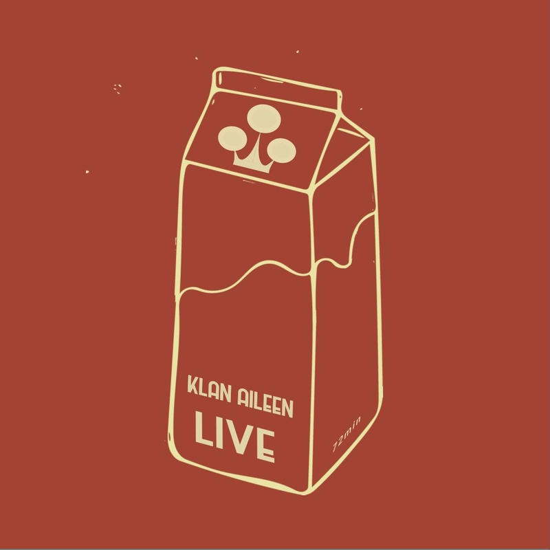 "【CD】Klan Aileen ""LIVE AT FEVER"" LIMITED PRESS"