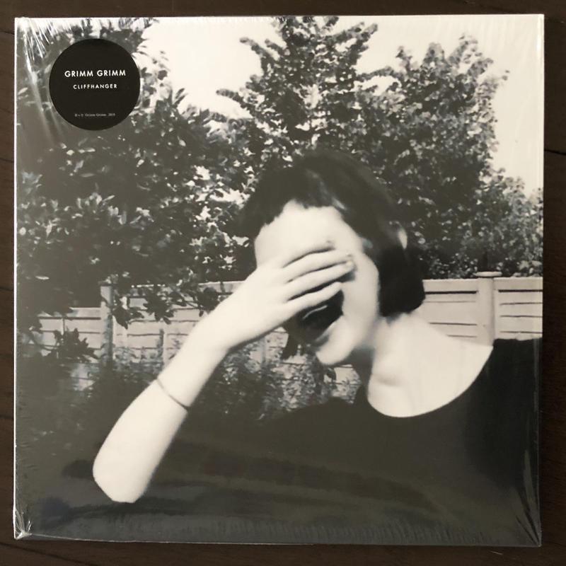 "Grimm Grimm ""Cliffhanger"" LIMITED LP"